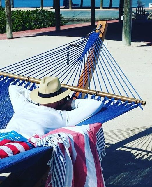 me on hammock
